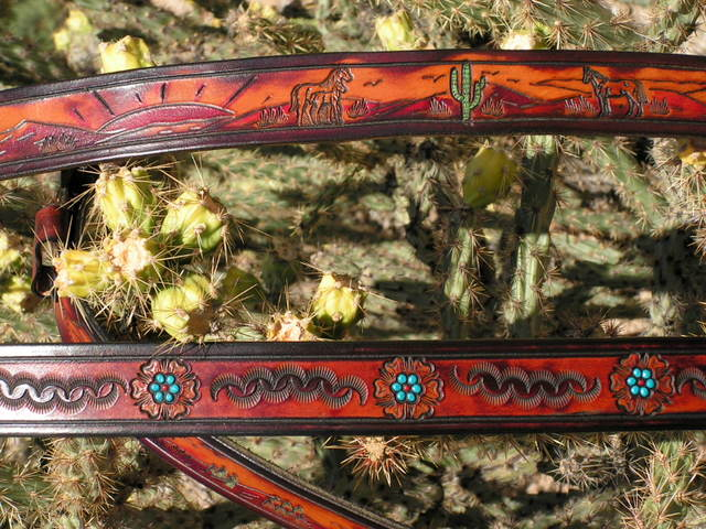 Childerns Name Belts - Pick a design